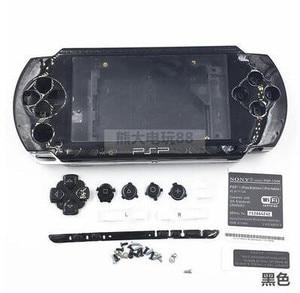 Image 1 - Carcasa completa para PSP case 1000, con Kits de botones, carcasa para PSP1000 PSP 1000