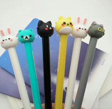36 Pcs/1 Lot Kawaii Love Cute Animal Press Mechanical Pencils School Office Supply Student Stationery Kids Gift Automatic Pencil цены
