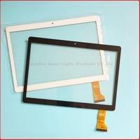 חדש עבור 9.6 ''אינץ FLYCAT Unicum 1002 Tablet PC קיבולי מסך מגע חיצוני מסך פנל החלפת חלק משלוח חינם-בפנלים וצגי LCD לטאבלט מתוך מחשב ומשרד באתר