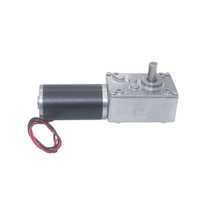 Image 3 - 5840 31zy Reduction Motor DC12V 24V 7RPM 470RPM Geared motor reducteur 70kg.cm Large Torque  High Power Worm Gear Motor