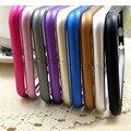 Parachoques en el para el iphone 6 casos círculo arco bumpe ultra delgada de metal de aluminio en para iphone 6 s case accesorios