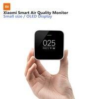 Xiaomi Mijia PM2.5 Detector Xiaomi Air Quality Tester OLED Screen Smart Sensor Smart Control APP Adapt Mi Air Purifier For home