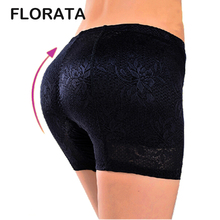 FLORATA New Women Padded Full Butt/Hip Enhancer Panties Shaper Ladies Fake Ass Underwear