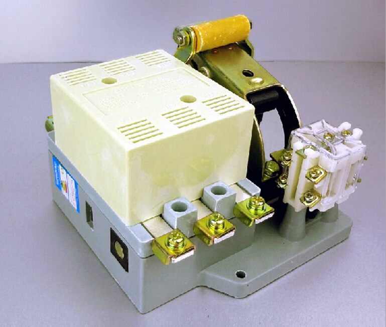 CJT1-60A 220/380V~ Low voltage Ac contactor Silver contact High quality contactor nce60h15 60a 150v to 220