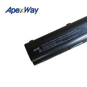 Image 5 - Bateria do portátil para HP Pavilion DV4 DV5 DV6 G71 G50 G60 G61 G70 DV6 DV5T HSTNN IB72 HSTNN LB72 HSTNN LB73 HSTNN UB72 HSTNN UB73