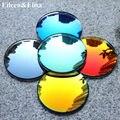 Lentes de Gafas de Sol Polarizadas Mujeres Hombres Gafas de Sol con Receta EE Óptica gafas de Sol de Las Mujeres