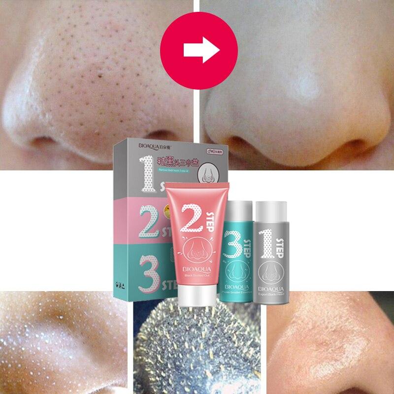 Hidung blackhead remover masker wajah perawatan kulit mengupas - Perawatan kulit