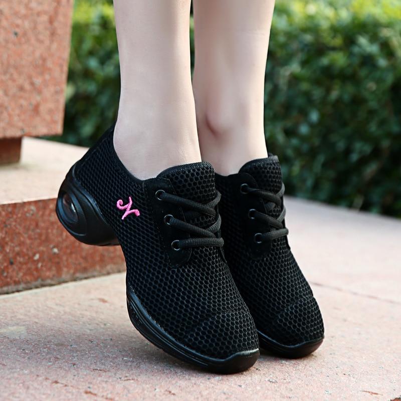 Brand 2017 Dancing font b Shoes b font for Women Jazz Sneaker New font b Salsa