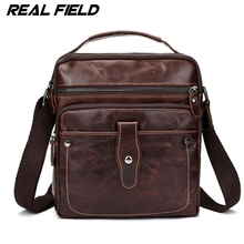 Famous Brands Coffee Bunished Genuine Leather Briefcase Men Shoulder Bags Crossbody Bag Designer High Grade Messenger Bag 113