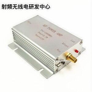 Image 4 - 1PC RF Broadband Power Amplifier Power Amplifier (1 1000MHz, 2.5W)