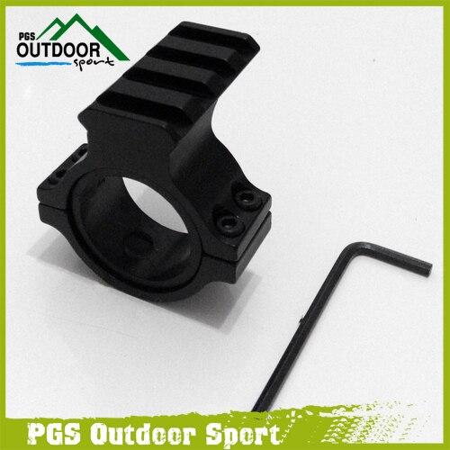 Мм 30 мм кольцо оптический фонарик крепление адаптер зажим с мм 20 переплетения Пикатинни
