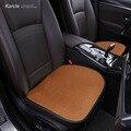 Karcle 1 UNIDS Universal Cubierta de Asiento de Coche Cojín Del Asiento Transpirable Coche de Automóviles cubre Coche Pad Chair Car-styling accesorios