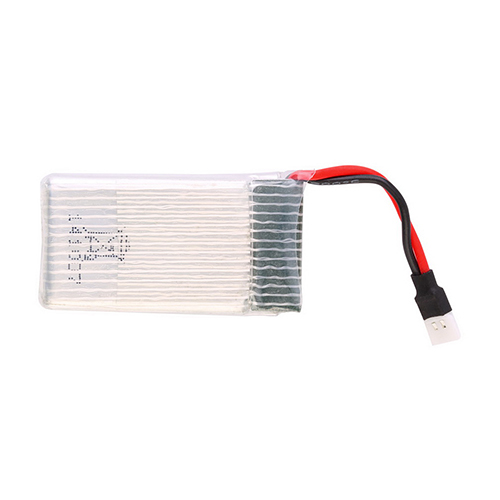 Image 3 - 3.7V 500mAh 25C Lipo Battery Spare Parts for Syma X5 X5C H5C X5SC X5A RC Quadcopter  92M6-in Parts & Accessories from Toys & Hobbies