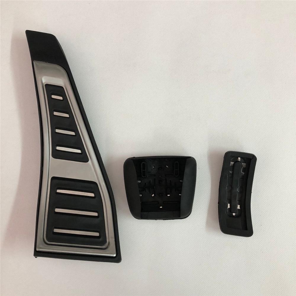 gfjfghfjfh Bremskupplung Pedal pad Gummi Abdeckung f/ür Honda Civic Accord cr v Acura 46545 s