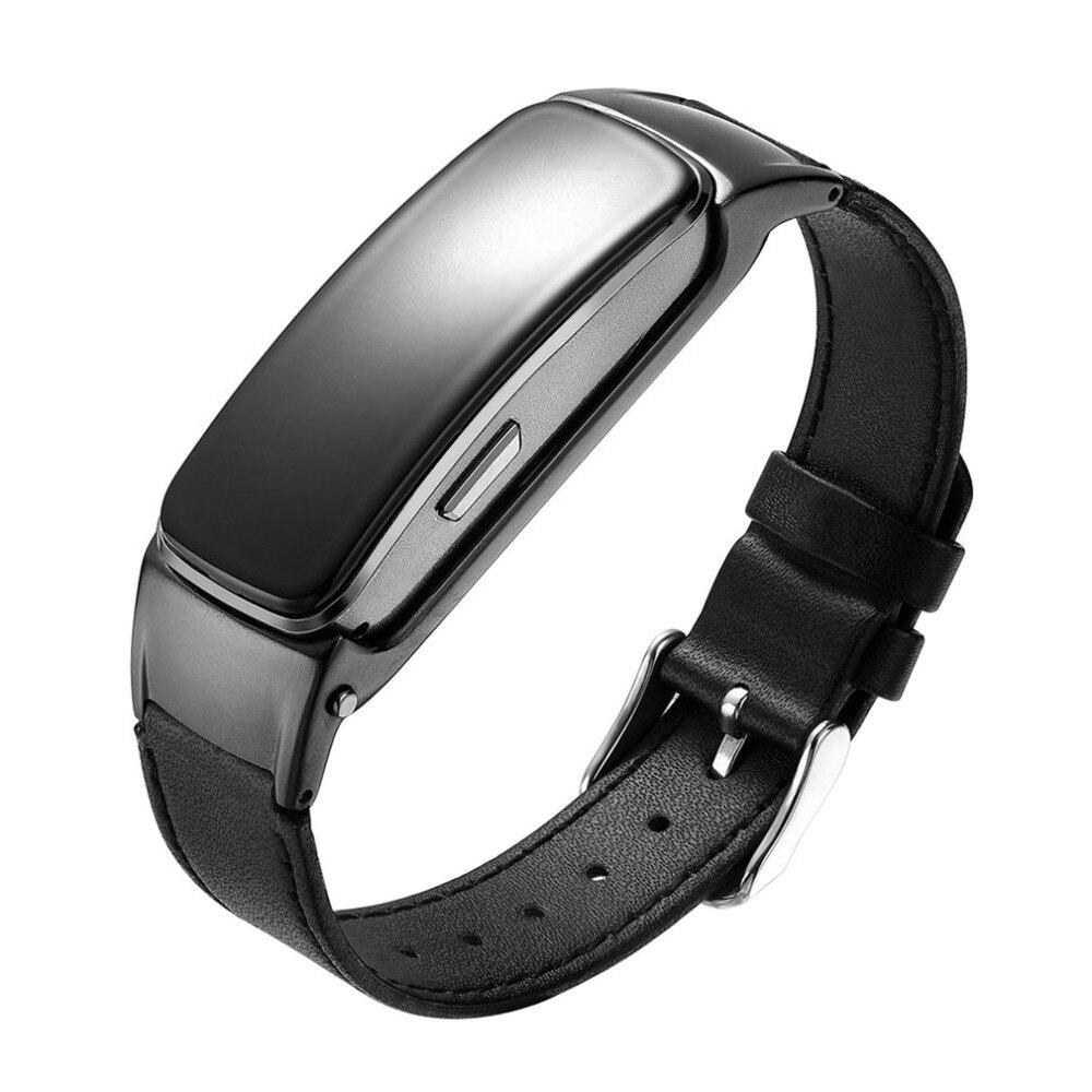 0.96 OLED GK-B3PLUS Multifunctional Smart Bracelet Music Playing Earphone Blood Pressure /Oxygen Heat Rate Smart Watch Band smart baby watch каркам q50 oled голубые