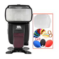 Pixel X800C PRO GN60 E TTL Master Slave 2 4G Wireless Flash Speedlite For Canon 760D
