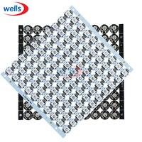 5000 Pcs White 1000 Black WS2812B Ws2812 LED Chips 5V With White Black PCB Heatsink 10mm