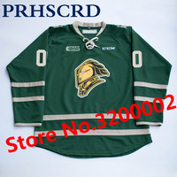 London Knights 1 Tyler Parsons Stitched Hockey Jersey