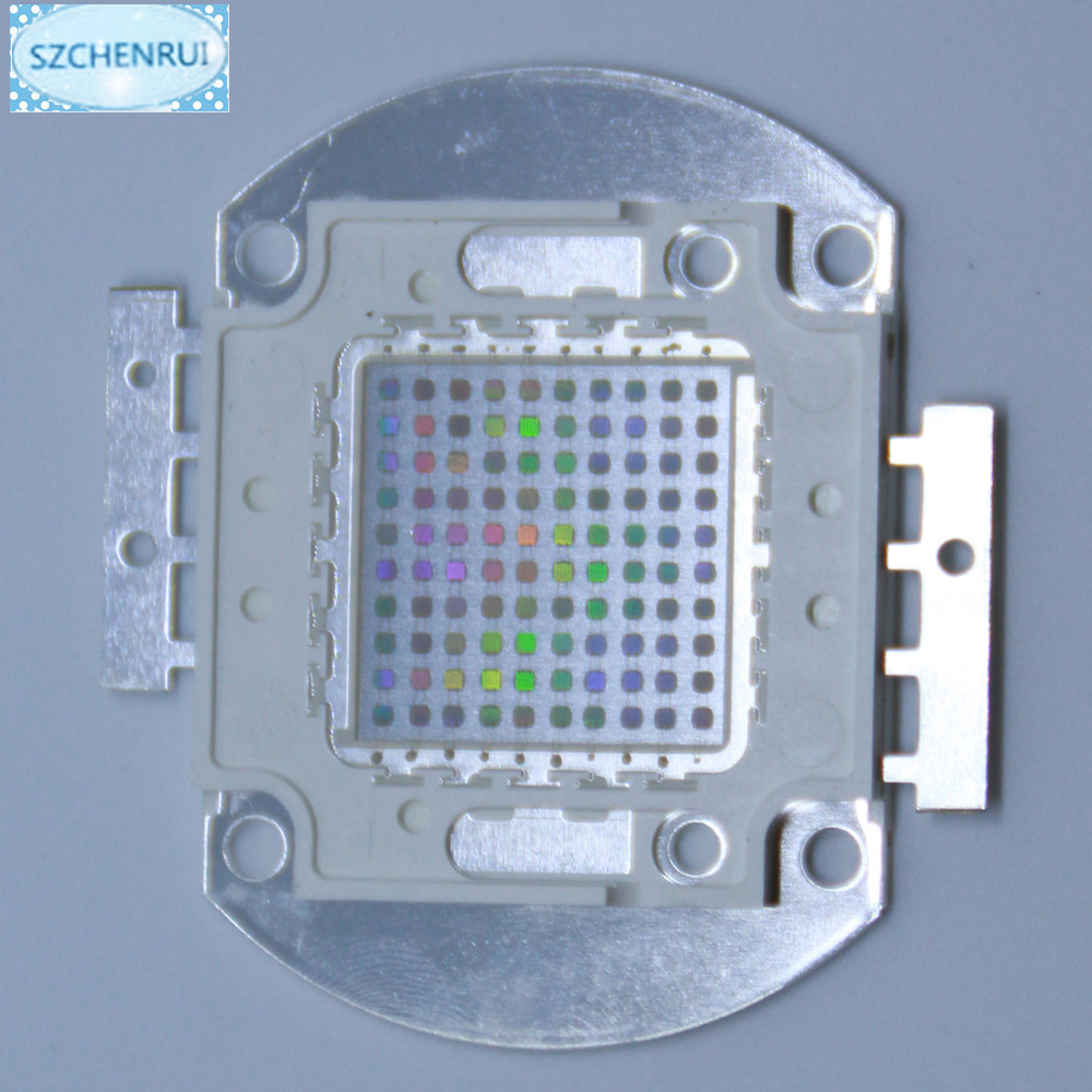100W UV purple integrated 365NM 375NM 385NM 395NM 400NM 405NM 410NM 415NM <font><b>420NM</b></font> 425NM 437NM <font><b>led</b></font> bulb lighting light flashlight image