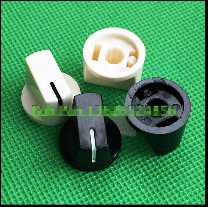 Effect Device Knob, Potentiometer, Plastic Knob, Black Fulltone, Knob