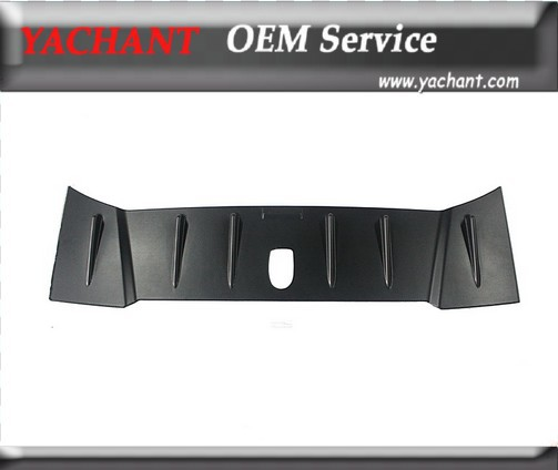 ABS with AC Pattern CS Style Roof Spoiler Fit For Subaru BRZ ZC6 Toyota FR S GT86 FT86 ZN6