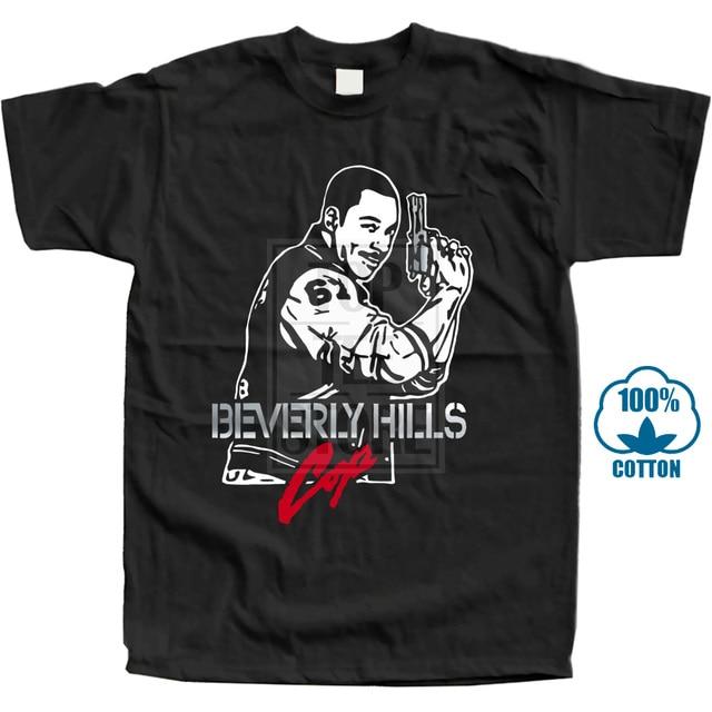 ebc6c0d0 Beverly Hills Cop, Eddie Murphy, Axel Foley Retro Movie T Shirt Hoodie