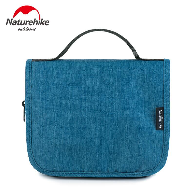 Naturehike Outdoor Travel Storage Bags Waterproof Portable Men Women Swimming Bag Travel Kits Cosmetic Washing Bag NH17X001-S