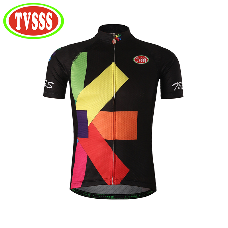 Tvsss Новинка 2017 года мяу Чужой Спортивная Женская Велоспорт Джерси Велосипедная Форма велосипед рубашка Размеры S до 2XL