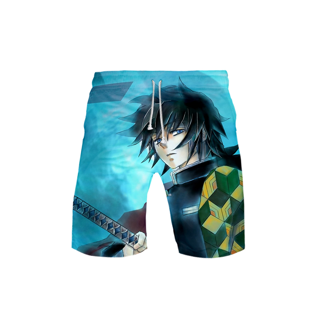 Nice and Simple Demon Slayer Shorts