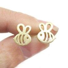 Cute Bee Earrings for Girls