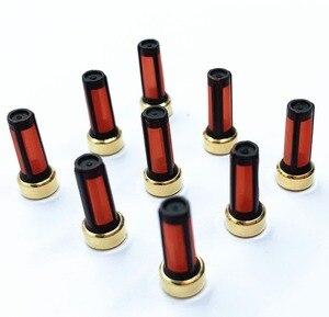 Image 4 - Высококачественный микрофильтр топливного инжектора 13,8*6*3 мм MD619962, 20 шт., оптовая продажа, для японских автомобилей 0280156139