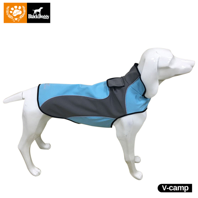 My Pet Clothes Dog Jacket Waterproof Outdoor Safe Reflective Dog