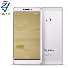 Blackview R7 Smartphone Octa Core 4G FDD LTE Android 6.0 Mobile Phone 4GB+32GB MT6755 5.5 HD 3000mAh Fingerprint ID Cell Phone