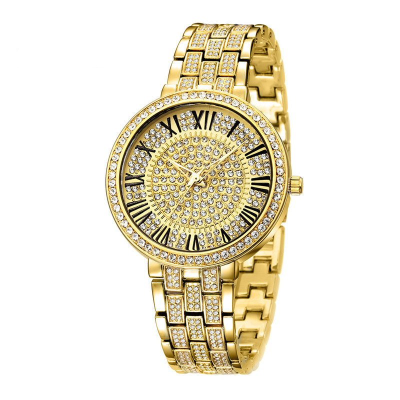 Women Watch Diamond Fashion Luxury Top Brand Waterproof Watch Starry Elegant Quartz Gold Watches reloj mujer-womenWomen Watch Diamond Fashion Luxury Top Brand Waterproof Watch Starry Elegant Quartz Gold Watches reloj mujer-women