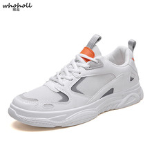 WHOHOLL Summer shoes men sneakers ins super popular walking ulzzang breathable for leisure Trainers