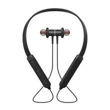 Sweatproof Esporte Moda Correndo Neckband fone de ouvido Sem Fio Bluetooth fone de Ouvido Em Fones De Ouvido Para o iphone X XS smartphone