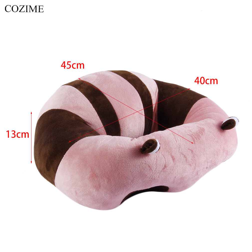 COZIME Infant Baby Sofa Support Seat Soft Cotton Safety Cotton Travel - Baby Furniture - Photo 6