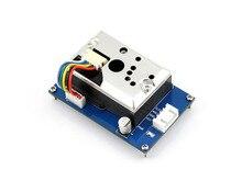 Staub Bewegungs-sensor-detektor-modul mit Sharp GP2Y1010AU0F STAUBSENSOREN Onboard für Mess PM2.5 Luftreiniger Klimaanlage Monitor