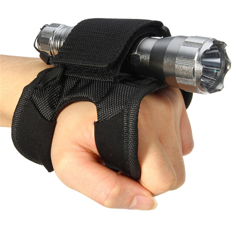 New Hand Free Adjustable Light Holder Glove For Scuba Diving Torch Flashlight Portable Lighting Accessories One Size Fit Most