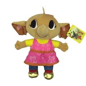 Image 5 - Cute Bunny Rabbit Bing Sula Flop Pando pluszowy słoń pluszaki pluszowe zabawki dla dzieci dziewczyny boże narodzenie niespodzianka prezenty