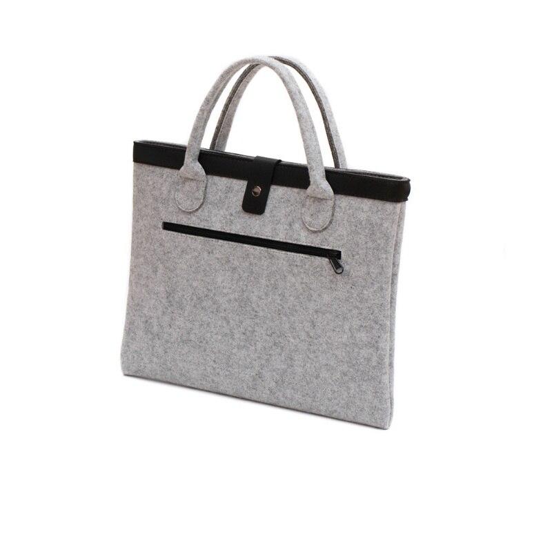NEW Men Briefcase  Briefcase  Laptop Bag Male Simple Protfolio Office Briefcase Business Handbag Maletin Hombre Document Bag