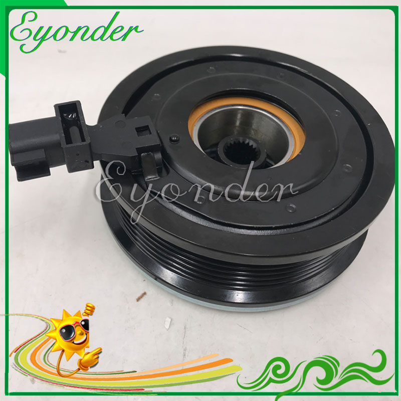 A C AC Air Conditioning Compressor Electromagnetic Magnetic Clutch for Land Rover Freelander 2 2 2