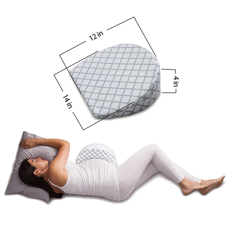 Pregnant Women Sponge Mats Pillow Waist Side Sleeping Multi-function Pillow Back Pillow Baby PillowProtect The Body Washablekind