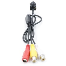 CCTV cam DIY мини-камера HD 600TVL CMOS камера с микрофоном мини-камера безопасности с отверстием 3,7 мм