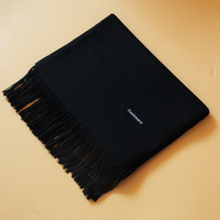 2014 New Free Shipping Women S Solid 100 Pashmina Cashmere Shawl Scarf Warm Many Colors WF0101