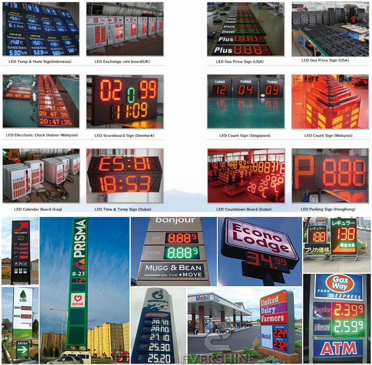led gas station price signs case (17)