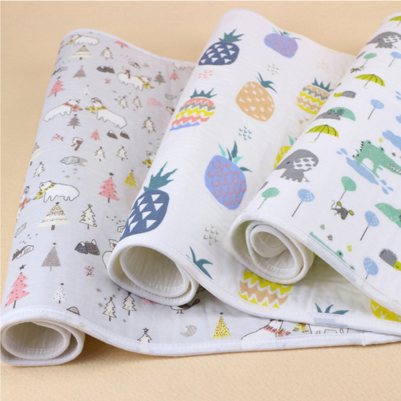 1 Piece Wasoyoli Baby crib Pads 100*150cm Newborn Baby Portable Reusable Changing Pad Infant Bedding Waterproof Mat Play Mat1 Piece Wasoyoli Baby crib Pads 100*150cm Newborn Baby Portable Reusable Changing Pad Infant Bedding Waterproof Mat Play Mat