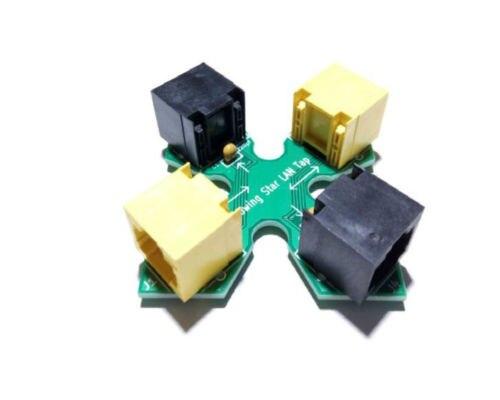 Throwing Star LAN Tap 1.5 Network Packet Capture Mod 100% Original Replica Monitoring Ethernet Communication