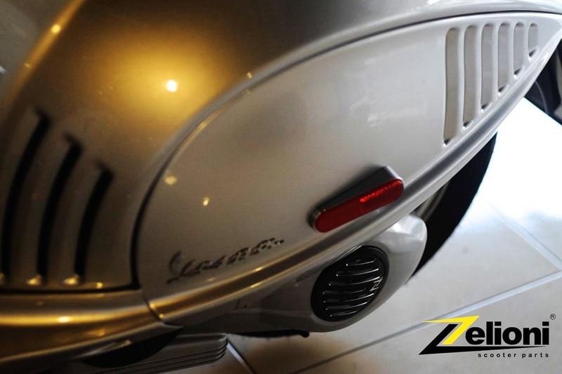 Image 3 - Крышка вариатора ZELIONI декоративная крышка из алюминиевого сплава с ЧПУ для piaggio Vespa GTS/GTV & LX S/Piaggio Zip LX/LT/LXV/S Sprint 150-in Накладки и декоративные молдинги from Автомобили и мотоциклы on AliExpress - 11.11_Double 11_Singles' Day