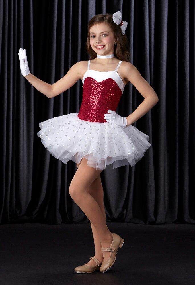 f603b90ff 2018 tutú de Ballet profesional leotardo vestido de baile para Niñas Ropa  de baile de salón falda ...